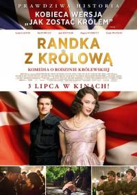 Randka z królową (2015) plakat