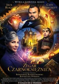 Zegar czarnoksiężnika (2018) plakat