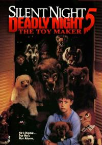 Cicha noc, śmierci noc 5: Mordercze zabawki