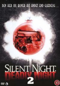 Cicha noc, śmierci noc 2 (1987) plakat