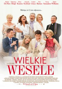 Wielkie wesele (2013) plakat