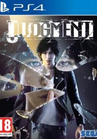 Judgment (2018) plakat