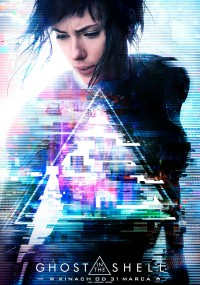 Ghost in the Shell (2017) plakat