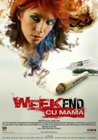 Weekend cu mama (2009) plakat