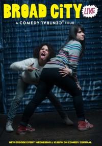 Broad City (2014) plakat