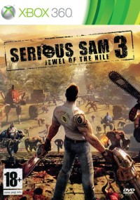 Serious Sam 3: BFE - Jewel of the Nile (2012) plakat