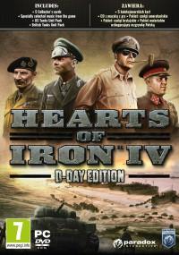 Hearts of Iron IV (2016) plakat