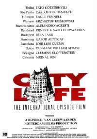 Życie miejskie (1990) plakat