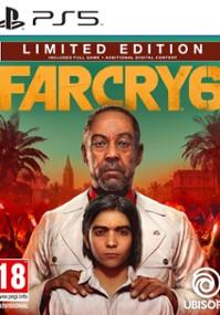 Far Cry 6 (2021) plakat