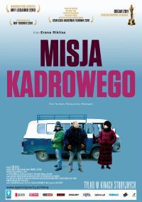 Misja kadrowego (2010) plakat