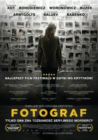 Fotograf (2014) plakat