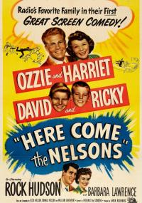 Here Come the Nelsons (1952) plakat