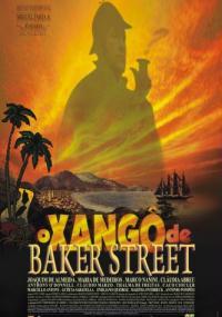 O Xangô de Baker Street (2001) plakat