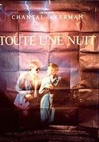 Przez całą noc (1982) plakat
