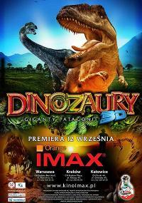 Dinozaury 3D. Giganty Patagonii (2007) plakat