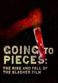 Going to Pieces: The Rise and Fall of the Slasher Film (2006) plakat