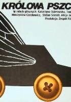 plakat - Królowa pszczół (1977)