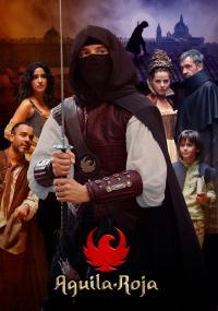 Czerwony orzeł (2009) plakat