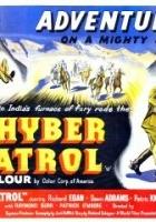 Khyber Patrol (1954) plakat