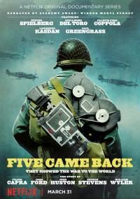 Five Came Back (2017) plakat