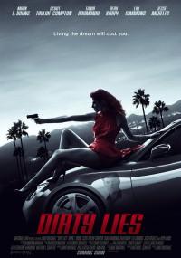Dirty Lies (2016) plakat
