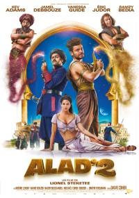 Całkowicie nowe przygody Aladyna (2018) plakat