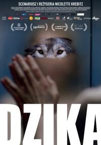 Dzika (2016) plakat