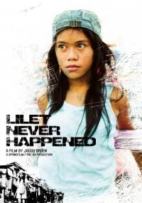 Lilet, której nie było (2012) plakat