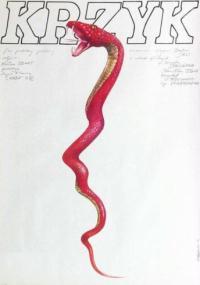Krzyk (1982) plakat
