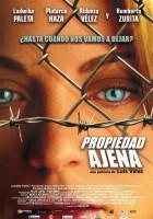 plakat - Propiedad ajena (2007)
