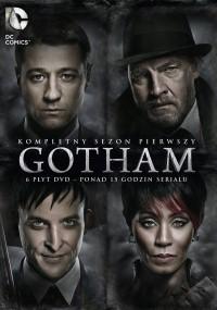 Gotham (2014) plakat