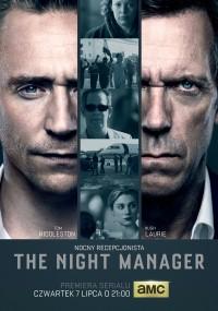 Nocny recepcjonista (2016) plakat