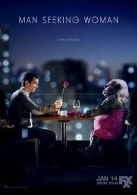 Man Seeking Woman (2015) plakat