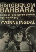 Historien om Barbara (1967) plakat