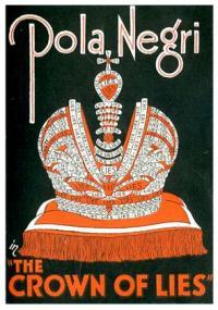 Skłamałam (1926) plakat