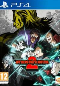 My Hero Academia One's Justice 2 (2020) plakat