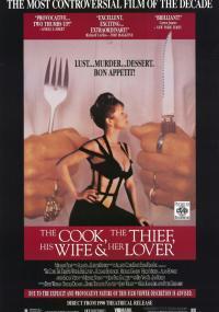 Kucharz, złodziej, jego żona i jej kochanek