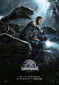 Jurassic World (2015) plakat