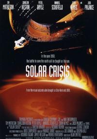 Solar Crisis (1990) plakat