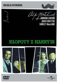 Kłopoty z Harrym (1955) plakat