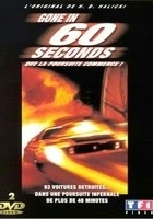 plakat - Gone in 60 Seconds (1974)