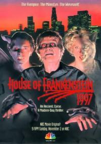 Dom Frankensteina (1997) plakat