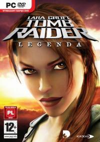 Tomb Raider: Legenda (2006) plakat