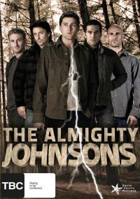 The Almighty Johnsons (2011) plakat