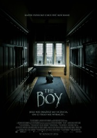 The Boy (2016) plakat