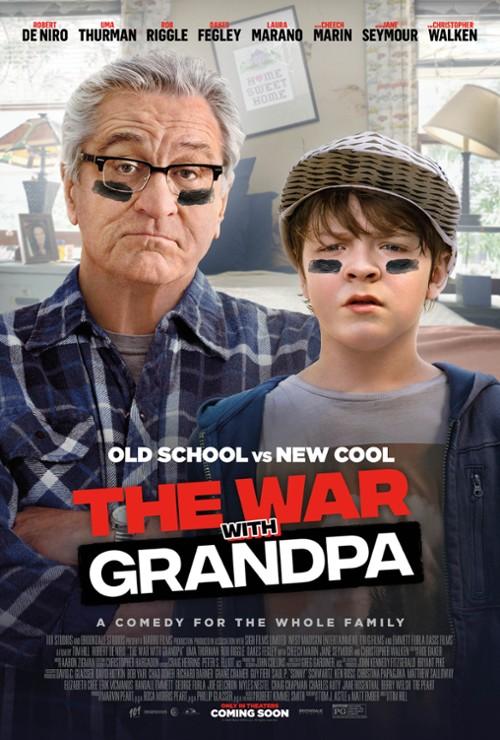 Wojna z dziadkiem