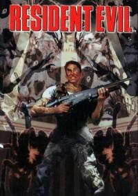 Resident Evil (1996) plakat