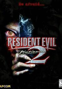 Resident Evil 2 (1998) plakat