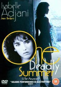 Mordercze lato (1983) plakat
