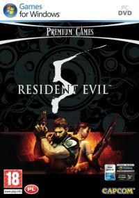 Resident Evil 5 (2009) plakat